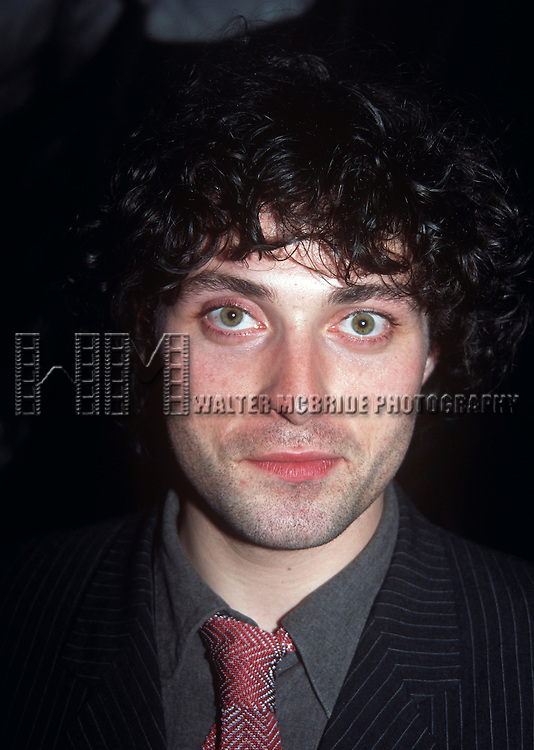 "Rufus Sewell attending the opening night of ""Indescretions"" at the Barrymore Theatre, New York City, Party at Tavern on the Green restaurant on April 27th, 1995."