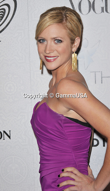 Brittany Snow _52  -<br /> The Art of Elysium Gala at the Beverly Hilton Hotel In Los Angeles.