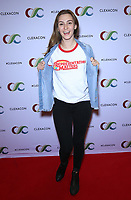 13 April 2019 - Las Vegas, NV - Katherine Barrell. 2019 ClexaCon Cocktails for Change at The Tropicana Hotel. <br /> CAP/ADM/MJT<br /> &copy; MJT/ADM/Capital Pictures