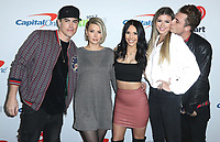 LOS ANGELES - NOVEMBER 30:  Tom Sandoval, Ariana Madix, Scheana Shay, Raquel Leviss, and James Kennedy of Vanderpump Rules at the KIIS FM's Jingle Ball 2018 Presented By Capital One on November 30, 2018 at the Forum in Los Angeles, California. (Photo by Scott Kirkland/PictureGroup)