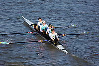 Crew: 470  CNN (D)  Cambridge '99 RC (J Butler)  4+ Inter<br /> <br /> Fours Head of the River 2018<br /> <br /> To purchase this photo, or to see pricing information for Prints and Downloads, click the blue 'Add to Cart' button at the top-right of the page.