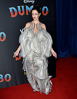"""LOS ANGELES, CA. March 11, 2019: Eva Green at the world premiere of """"Dumbo"""" at the El Capitan Theatre.<br /> Picture: Paul Smith/Featureflash"""