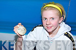 """GOLDEN GIRL: Congratulations to Rachel Patton of Leith East, Tralee who won a gold medal in the National Community Games finals in Mosney, Co Meath last weekend. Rachel is coached by her uncle Thomas Patton and Danny Roche at the Kerry school of Judo in Kielduff. """"We were very pleased with her performance especially beating her far more experienced Derry opponent in the under 45 kilo final. A fantastic result especially since she only took up the sport two years ago"""".   Copyright Kerry's Eye 2008"""