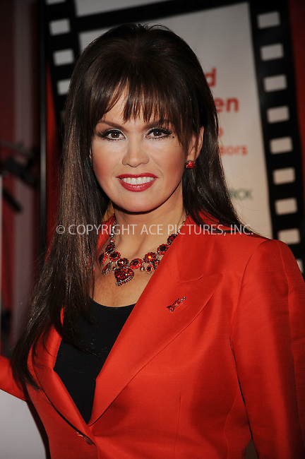 WWW.ACEPIXS.COM . . . . . ....February 1 2008, New York City....Singer Marie Osmond announces the 'Go Red for Women' National casting call for the chance to become the official 'Heart of Go Red' at the Shops at Columbus Circle....Please byline: KRISTIN CALLAHAN - ACEPIXS.COM.. . . . . . ..Ace Pictures, Inc:  ..(646) 769 0430..e-mail: info@acepixs.com..web: http://www.acepixs.com.... ..