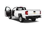 Car images of 2016 Chevrolet Silverado 1500 1WT Regular Cab Long Box 3 Door Pick-up Doors