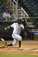 ***Temporary Unedited Reference File***Jacksonville Suns designated hitter Jeremias Pineda (2) during a game against the Jackson Generals on May 4, 2016 at The Ballpark at Jackson in Jackson, Tennessee.  Jackson defeated Jacksonville 11-6.  (Mike Janes/Four Seam Images)