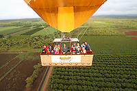 20170112 12 January Hot Air Balloon Cairns