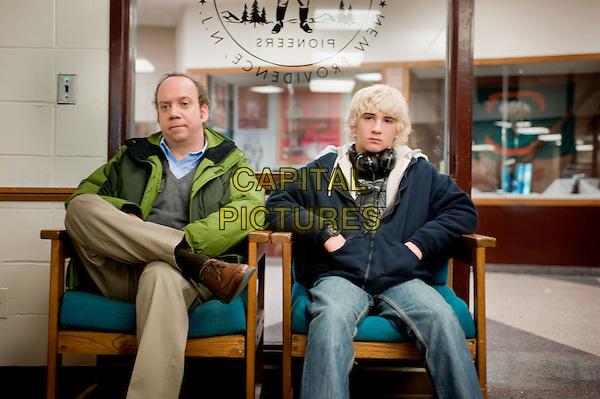 Paul Giamatti & Alex Shaffer.in Win Win.*Filmstill - Editorial Use Only*.CAP/PLF.Supplied by Capital Pictures.