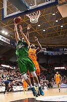 Valencia Basket - Olimpia Liubljana (4-12-2013)