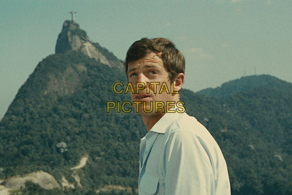 That Man from Rio (1964) <br /> (L'homme de Rio)<br /> Jean-Paul Belmondo<br /> *Filmstill - Editorial Use Only*<br /> CAP/KFS<br /> Image supplied by Capital Pictures