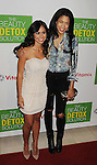 "WEST HOLLYWOOD, CA - APRIL 13: Kimberly Snyder and Kali Hawk attend the Kimberly Snyder Book Launch Party For ""The Beauty Detox Solution"" at The London Hotel on April 13, 2011 in West Hollywood, California."