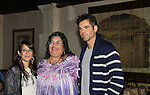 General Hospital - Kimberly McCullough and Jason Thompson pose with fans at Uncle Vinnie's Comedy Club in Point Pleasant, New Jersey on Novermber 14, 2010 for fun, questions. photos and autographs. (Photo by Sue Coflin/Max Photos)