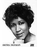 Aretha Franklin on Atlantic Records.photo from promoarchive.com/ Photofeatures..