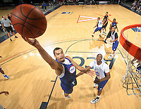 Perry Ellis at the NBPA Top100 camp June 19, 2010 at the John Paul Jones Arena in Charlottesville, VA. Visit www.nbpatop100.blogspot.com for more photos. (Photo © Andrew Shurtleff)