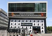 Deutsches Fußballmuseum in Dortmund ganz auf die Nominierung des vorläufigen Kaders für die WM 2018 ausgerichtet - 15.05.2018: Vorläufige WM-Kaderbekanntgabe, Deutsches Fußballmuseum Dortmund
