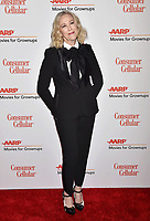 BEVERLY HILLS, CA - FEBRUARY 04: Catherine O'Hara  attends the 18th Annual AARP The Magazine's Movies For Grownups Awards at the Beverly Wilshire Four Seasons Hotel on February 04, 2019 in Beverly Hills, California.<br /> CAP/ROT/TM<br /> &copy;TM/ROT/Capital Pictures