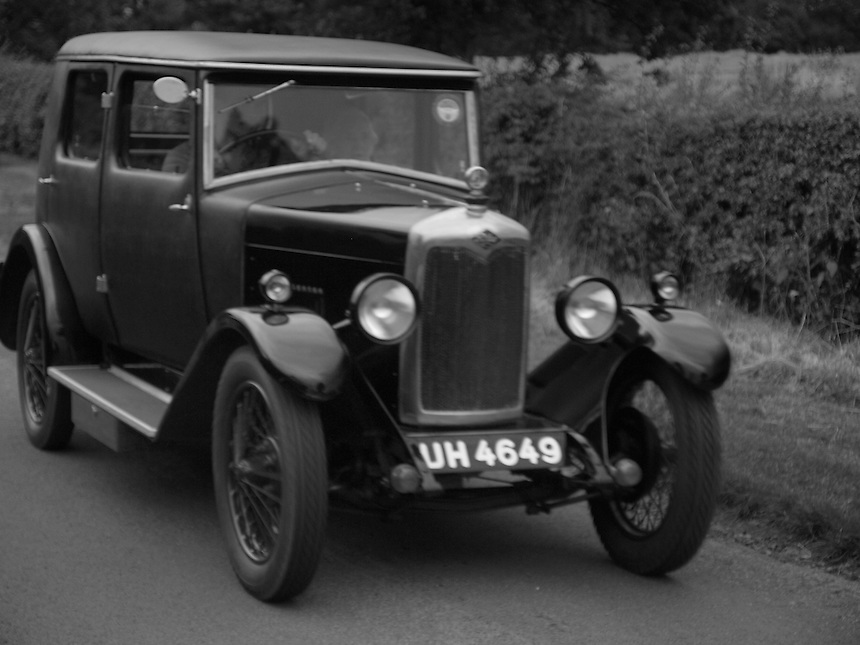 Riley Saloon Cars  - 1927