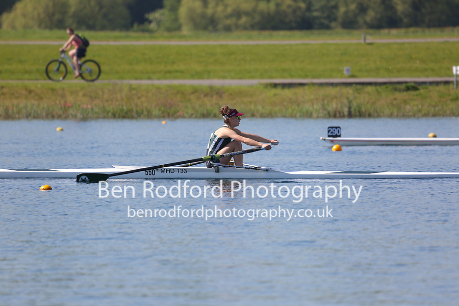 Race: 20  Event: WJ16 1x  Time Trial<br /> <br /> Junior Sculling Regatta 2018<br /> <br /> To purchase this photo, or to see pricing information for Prints and Downloads, click the blue 'Add to Cart' button at the top-right of the page.