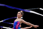 British Gymnastics National Championships Liverpool Day 2  Rhythmic and Aerobics