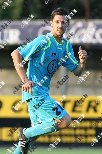 2009-08-06 / Voetbal / seizoen 2009-2010 / KFCO Wilrijk / Rene Romand..Foto: Maarten Straetemans (SMB)