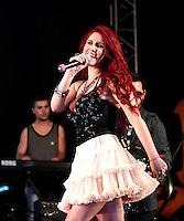 Dulce Maria en concierto Exa 2013