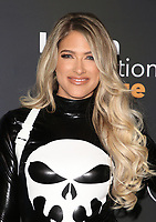 LOS ANGELES, CA - OCTOBER 21: Barbie Blank, at 2017 MAXIM Halloween Party at LA Center Studios in Los Angeles, California on October 21, 2017. Credit: Faye Sadou/MediaPunch /NortePhoto.com