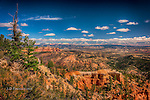 Bryce Canyon and Aquarius Plateau, Utah