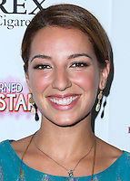 BEVERLY HILLS, CA, USA - SEPTEMBER 13: Vanessa Lengies arrives at the Brent Shapiro Foundation For Alcohol And Drug Awareness' Annual 'Summer Spectacular Under The Stars' 2014 held at a Private Residence on September 13, 2014 in Beverly Hills, California, United States. (Photo by Xavier Collin/Celebrity Monitor)