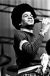 Michael Jackson 1972 Jackson 5 at Royal Variety Show at London Palladium.© Chris Walter.