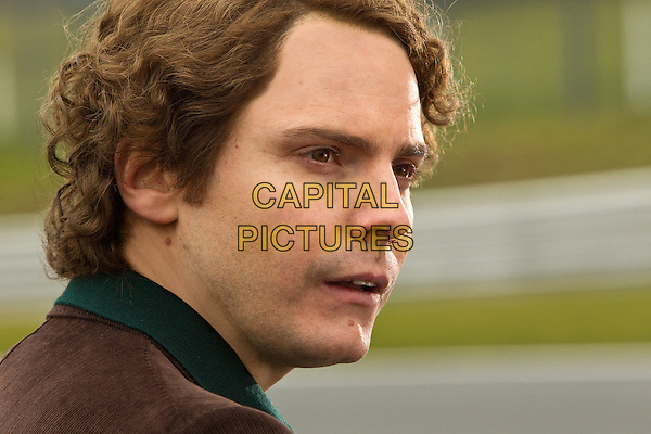 Daniel Bruhl<br /> in Rush (2013) <br /> *Filmstill - Editorial Use Only*<br /> CAP/FB<br /> Image supplied by Capital Pictures