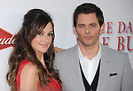 James Marsden and Minka Kelly at The Weinstein L.A Premiere of Lee Daniels' The Butler held at The Regal Cinemas L.A. Live Stadium 14 in Los Angeles, California on August 12,2013                                                                   Copyright 2013 Hollywood Press Agency