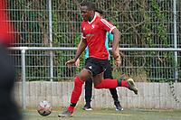 Basile Kawusu (TSG Worfelden) - 06.09.2020: Spiel der Woche - TSG Worfelden vs. SG DJK Eintracht Rüsselsheim, B-Liga