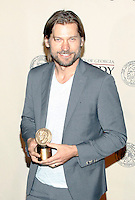 Nikolaj Coster-Waldau at The George Foster Peabody Awards at the Waldorf Astoria in New York City. May 21, 2012. © Laura Trevino/MediaPunch Inc.