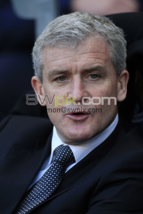 Pix: Chris Mangnall/SWpix.com, Football   Barclays Premier League. 26/12/08 Manchester City v Hull City....picture copyright>>Simon Wilkinson>>07811267 706>>....Man City's  Manager Mark Hughes
