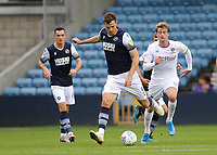 Jake Cooper of Millwall in action during Millwall vs Leeds United, Sky Bet EFL Championship Football at The Den on 5th October 2019