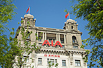 The North China Daily News Building, Shanghai Bund.