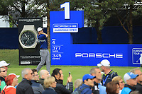 Ashley Chesters (ENG) during the third round of the Porsche European Open , Green Eagle Golf Club, Hamburg, Germany. 07/09/2019<br /> Picture: Golffile | Phil Inglis<br /> <br /> <br /> All photo usage must carry mandatory copyright credit (© Golffile | Phil Inglis)