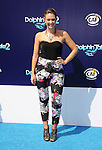 WESTWOOD, CA- SEPTEMBER 07: Actress Austin Highsmith arrives at the Los Angeles premiere of 'Dolphin Tale 2' at Regency Village Theatre on September 7, 2014 in Westwood, California.