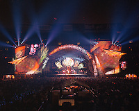 Grateful Dead 1994 08-03 | Giants Stadium NJ | Lighting and Set Design Images