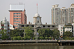 Custom House.  Built In 1914, Guangzhou (Canton).