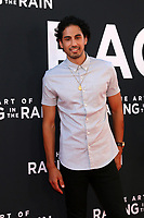 """LOS ANGELES - AUG 1:  Andres Joseph at the """"The Art of Racing in the Rain"""" World Premiere at the El Capitan Theater on August 1, 2019 in Los Angeles, CA"""
