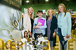 At the Tralee Enterprise Town,Community, Sport and Business Expo at Tralee Sports Complex on Friday were Caitriona Bowler, Maria Maher, Helen Leahy, Heather O Sullivan