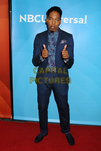 14 July 2014 - Beverly Hills, California - Deitrick Haddon. NBC Universal Press Tour Summer 2014 held at the Beverly Hilton Hotel. <br /> CAP/ADM/BP<br /> &copy;Byron Purvis/AdMedia/Capital Pictures