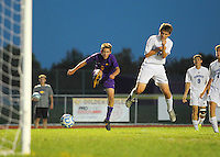 Mens Soccer vs. Heritage Christian - SECTIONAL - 10-9-13