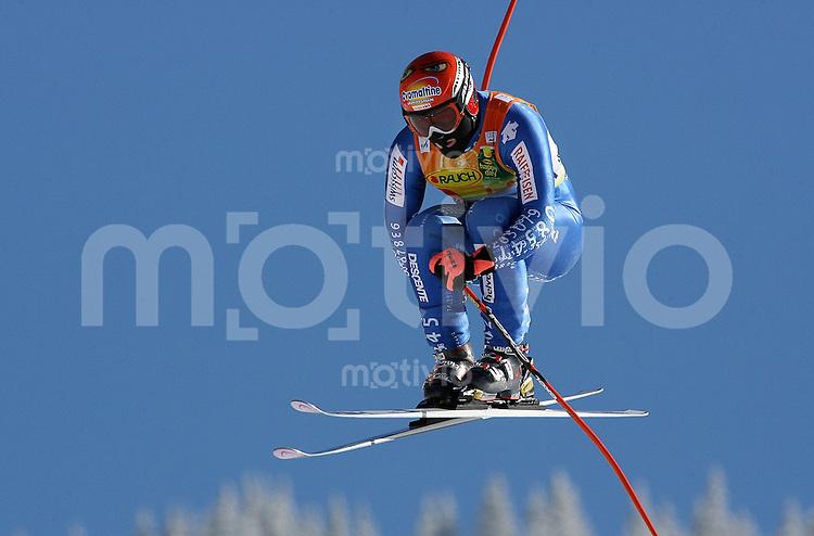 Ski Alpin; Saison 2006/2007   Herren Abfahrt Didier Cuche (SUI)