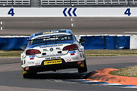 #21 Mike Bushell Trade Price Cars with Team HARD Racing Volkswagen CC during BTCC Practice  as part of the Dunlop MSA British Touring Car Championship - Rockingham 2018 at Rockingham, Corby, Northamptonshire, United Kingdom. August 11 2018. World Copyright Peter Taylor/PSP. Copy of publication required for printed pictures.