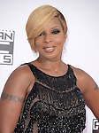 Mary J Blige at The 2014 American Music Award held at The Nokia Theatre L.A. Live in Los Angeles, California on November 23,2014                                                                               © 2014 Hollywood Press Agency
