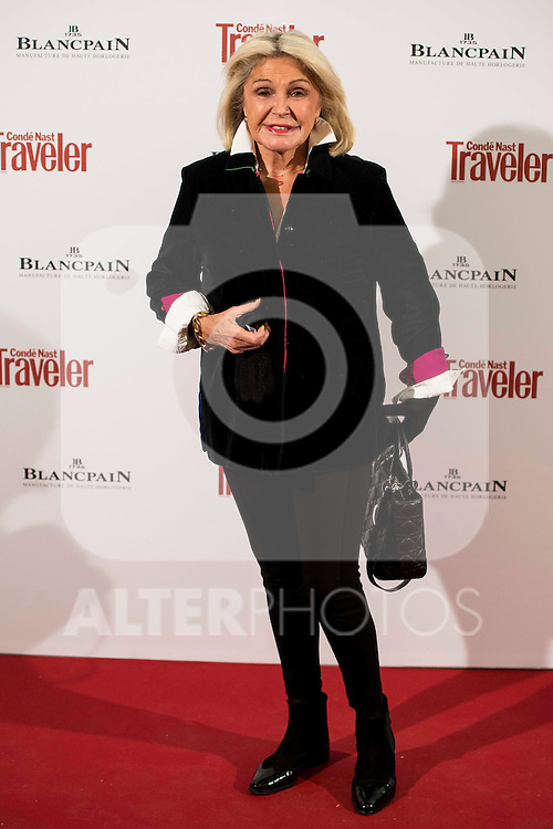 XXX attends to the presentation of the new guide wines and wineries of the magazine CN Traveler at Ritz Hotel in Madrid, Novermber 10, 2015.<br /> (ALTERPHOTOS/BorjaB.Hojas)