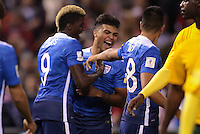 St. Louis, Mo. - Friday, November 13, 2015: The USMNT go up 5-1 over St. Vincent and the Grenadines during their 2018 FIFA World Cup Qualifying match at Busch Stadium.