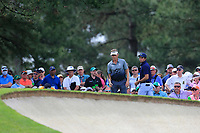 Bernhard Langer (GER) on the 7th green during the 2nd round at the The Masters , Augusta National, Augusta, Georgia, USA. 12/04/2019.<br /> Picture Fran Caffrey / Golffile.ie<br /> <br /> All photo usage must carry mandatory copyright credit (© Golffile | Fran Caffrey)